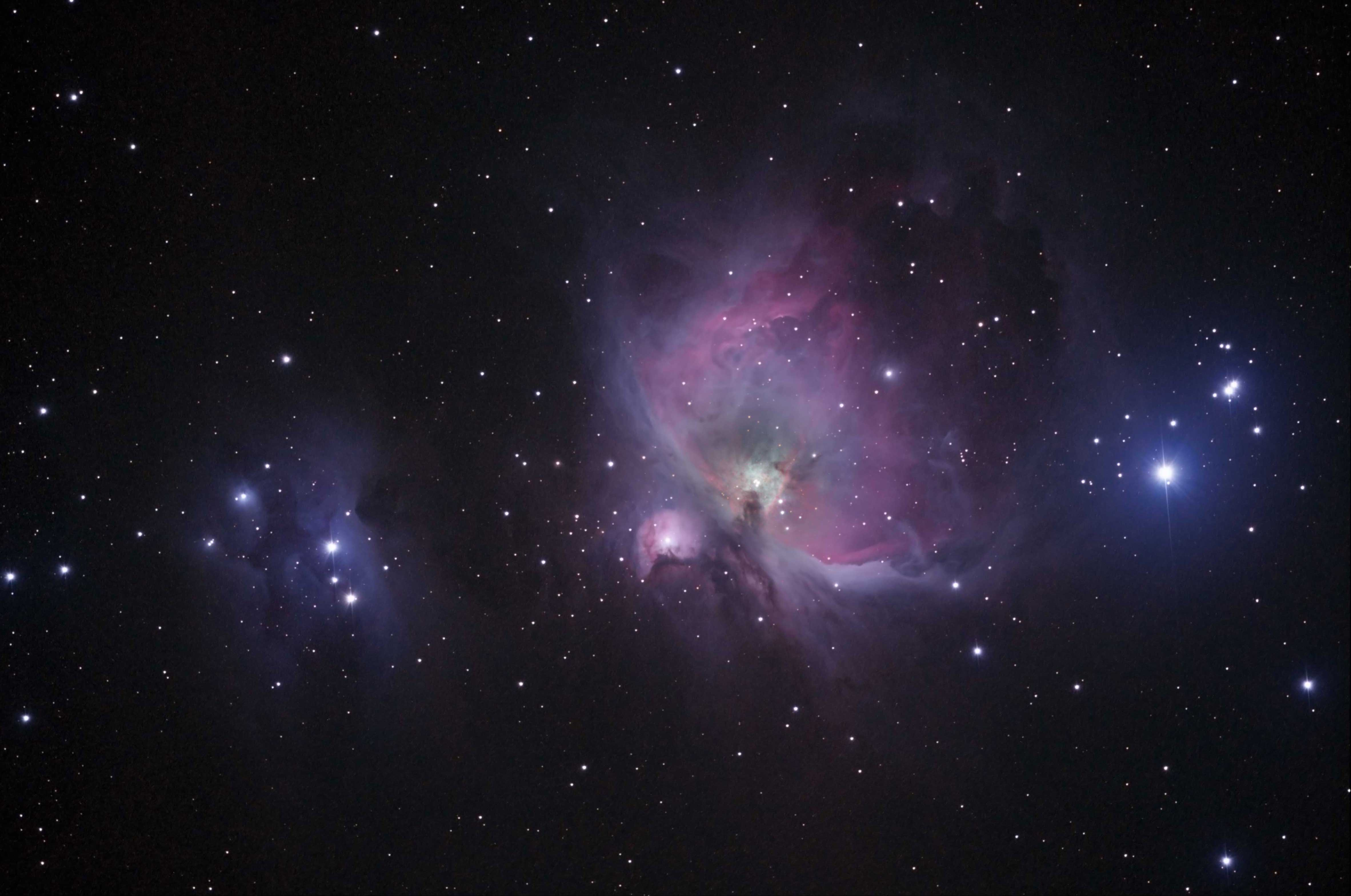 orion nebula location - photo #40